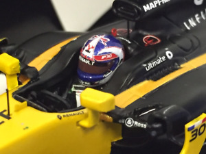 Minichamps 417170030 Renault R.S.17 J Palmer Australian GP 2017 New