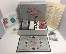 MB1988 Disney- Win, Lose Or Draw Picture Charades Game, Party Edition