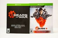 Gears of War Entire Collection Key Code - Include Gears 1 2 3 4 5 - Xbox One 360
