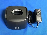 New Single Pro Charger(UL/CE)For VOCOLLECT T5 #730022/136020805B...(Non battery)