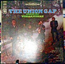 THE UNION GAP FEATURING GARY PUCKETT Woman Woman Album Released 1968 Vinyl USA