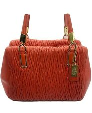 COACH Handbag 👜Purse Soft Lamb Leather Bag W. Shoulder Strap Stylish Summer Bag