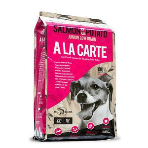 Dog Food Salmon Premium Dry 1.5kg A La Carte Vital Advance Canine K9 Kibble