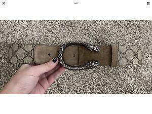 Gucci Dionysus Belt With Box