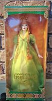 Collector Edition Redhead BARBIE DOLL 2004 Legends of Ireland Faerie Queen
