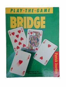 Play The Game Book - Bridge (1990) Patrick Jourdain