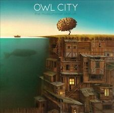 "OWL CITY ""The Midsummer Station"" CD Free Shipping Canada"