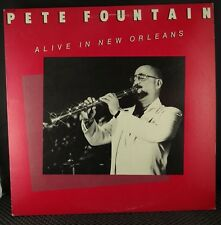 Pete Fountain – Alive In New Orleans (First American – FA 7706)
