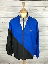 Mens Nike Retro Windbreaker/Rain Jacket - Large - 1990's - Great Condition
