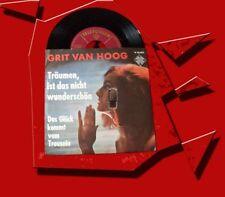 Single Grit van Hoog: Träumen ist das nicht wunderschön