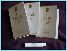 Dior JADORE IN JOY 3 x 1ml EDP Eau de Parfum samples / vials
