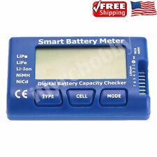 5-in-1 Battery Meter Intelligent Cell Meter Digital Battery Checker Balancer