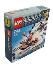 Lego® Agents 8631 Mission 1 - Verfolgungsjagd 88 Teile 7-14 Jahren - Neu