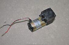 GAST - Miniature Pressure / Vacuum Diaphragms DC PUMP 24 VDC