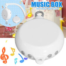 35 Songs 0-12 Month Baby Crib Mobile Hanging Bed Bell Toy Arm Bracket Music Box