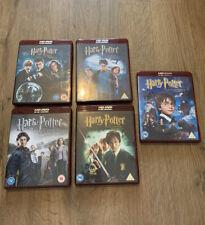 Harry Potter 1-5 HD DVD BUNDLE