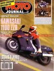 MOTO JOURNAL 928 Essai Road Test YAMAHA 1000 FZR SUZUKI GSX-R 1100 ZZR KAWASAKI
