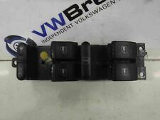 Volkswagen Passat 2001-2005 B5.5 Drivers OSF Front Window Switches  Panel