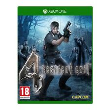 Resident Evil 4 HD Remake Xbox One Xb1