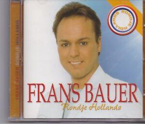 Frans Bauer-Rondje Hollands cd album