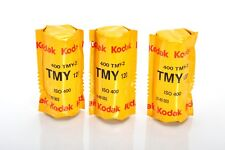3 X Kodak TMax 400 120 / Pellicola negativo bianco e nero