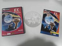E.T. ET EL EXTRATERRESTRE 20 ANIVERSARIO JUEGO PARA PC CD-ROM EN ESPAÑOL - AM