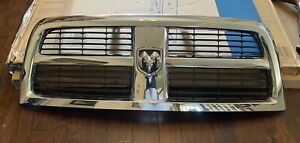 2010 2011 2012 RAM 2500 3500 Dodge OEM Mopar Radiator Grille 68001467AB