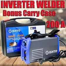 Arc 250amp Stick Welder DC Inverter MMA Welding Machine IGBT Portable 10a Plug