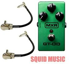 MXR M-193 GT-OD Overdrive Guitar Effect Pedal M193 ( 2 FREE MXR PATCH CABLES )