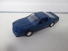 Dealer Promo 1987 Camaro Z/28 Blue
