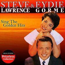 STEVE LAWRENCE & EYDIE GORME- Sing The Golden Hits - NEW Sealed CD