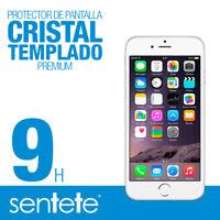Sentete® iPhone 6 Plus / 6s Plus Protector Pantalla Cristal Templado PREMIUM