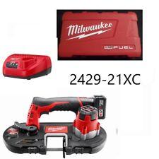 Milwaukee 2429-21XC M12 12V Li-Ion Sub-Compact Band Saw Kit
