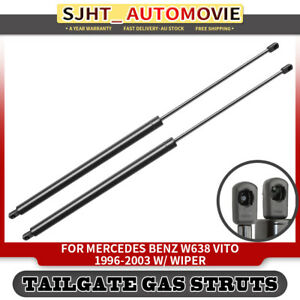 2x Tailgate Supports Gas Struts for Mercedes Benz Vito 1996-2003 W638 Series Bus