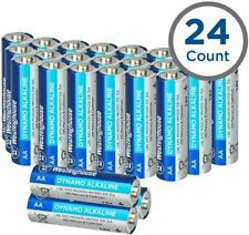 [Pk-24] Westinghouse Alkaline AA Batteries Lasting Power for High Drain Devices
