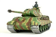 """RC tanques """"rey alemán tigre"""" 1:16 heng Long con humo & Sound, metal engranajes"""