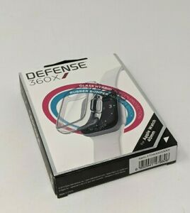 Defense 360X Screen Protection & Shock Absorb for Apple Watch 40MM