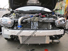 FMIC Intercooler + BOV kit For Mitsubishi Lancer Ralliart 4B11 Turbo Motor