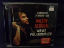 Tchaïkovski-symphony No. 5-valery gergiev/philharmonique de vienne