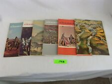 Complete Year 1968 All 6 Issues of The American West Magazine N/Mint Condition