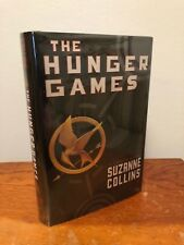 The Hunger Games - Suzanne Collins (2008 Hardcover DJ in mylar 1st/1st printing)