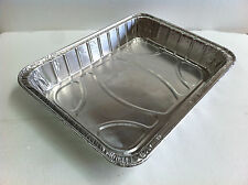 Carton 100 pcs Ex Large Foil Tray For Roasting, BBQ And Serving - 30 cm x 42 cm