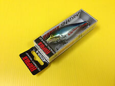 Rapala Countdown Sinking Shad Rap CDSR-8 JCB, Japanese Chrome Blue Color, NIB.