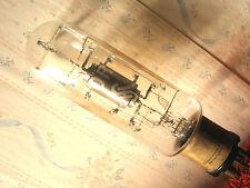 1920s VINTAGE SIEMENS TUBE POSTRÖHRE TYPE OR = RE87 TELEFUNKEN RAREST 20cm Long