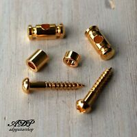 String Retainer GOTOH cylindric Passe Cordes RG30 GOLD Close-out