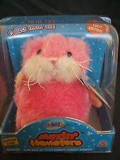 WEBKINZ MAZIN HAMSTERS by GANZ First Edition SPARKLE NEW w/SEALED FEATURE CODE