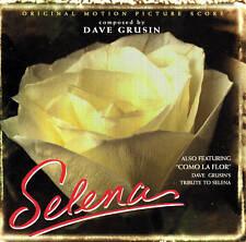 Selena-1977-Score-Original Movie Soundtrack- CD