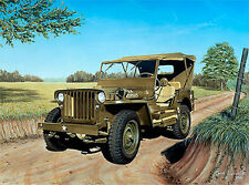 "Sam Lyons S/N Limited Edition Print ""WWII Jeep"""