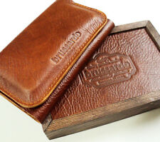Luxury iPhone 5 leather case & wallet- Brussardo Collection