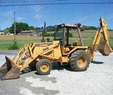Case 580E Super E 580SE Loader Backhoe Tractor Parts Catalog Manual 580CK 580-E